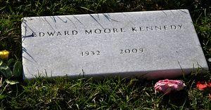 Senator Kennedy's Grave