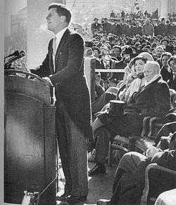 Kennedy Inaugural