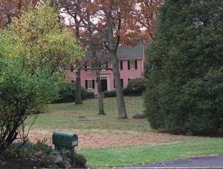 The Romney Home in Mass