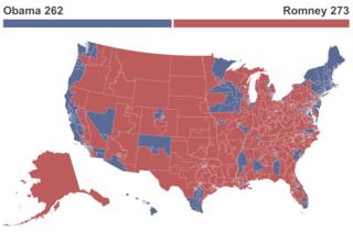 2012 Electoral Map 1