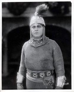1920 If I Were King -- William Farnum