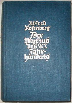 Alfred Rosenberg's Book