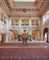 Interior of the Breakers