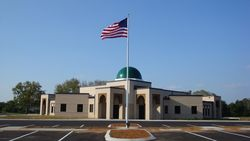 Mosque in Texas