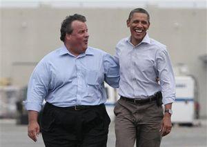 Christie-obama